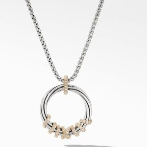 David Yurman Diamond Necklace